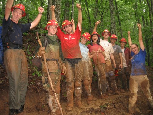 Volunteer with your local trail maintenance crew