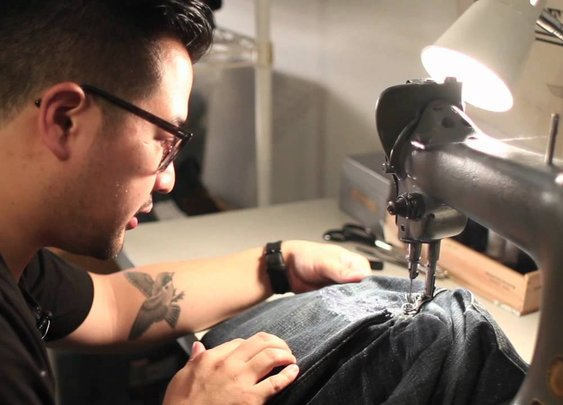 How to Repair Jeans