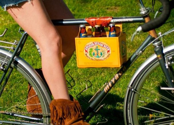 6 Pack Bike Holder
