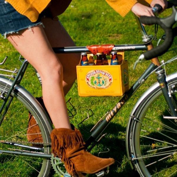 6 Pack Bike Holder