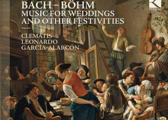 Bach – Der Herr denket an uns BWV 196 – Ensemble Clematis