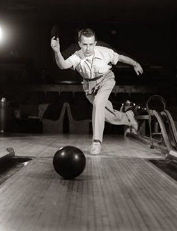 How to Bowl a Strike   The Art of Manliness