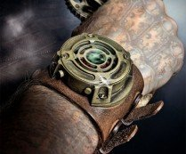 Steampunk LED Watch | HiConsumption