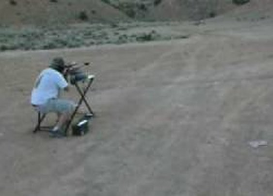 .50 caliber ricochet - YouTube