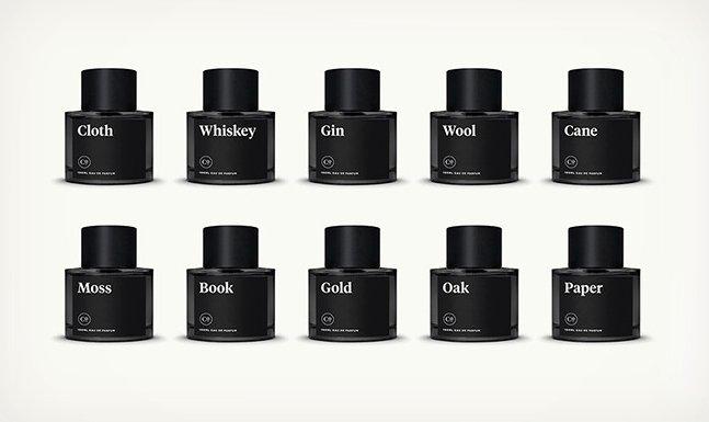 Commodity Cologne - Gin, Oak, Whisky Cologne For Men