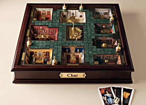 Clue Premier Collector's Edition ($275)