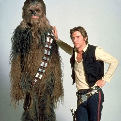 Chewbacca Almost Appeared with Pants on Star Wars