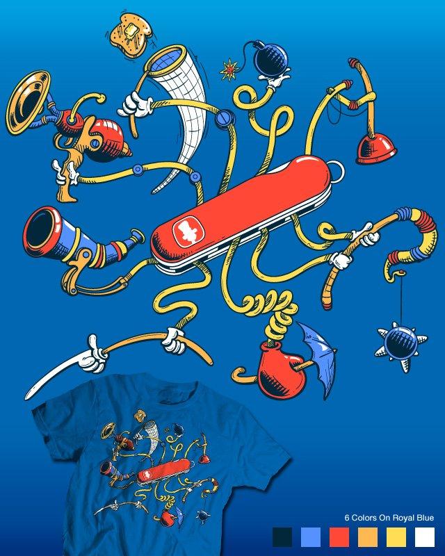Seuss Army Knife