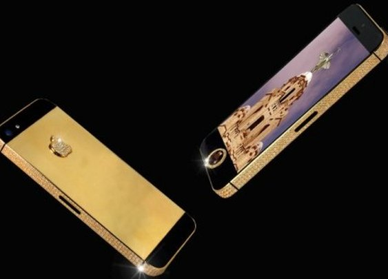 The world's most expensive iPhone 5 | LUXUO Luxury Blog