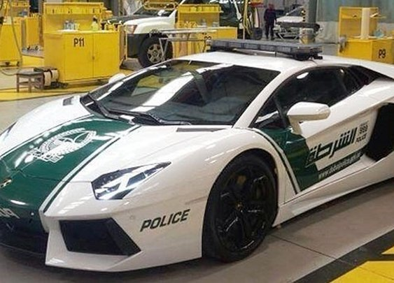 Dubai Police will use Ferrari and Chevy Camaro for Patrol, After Lamborghini Aventador  | NSTAutomotive
