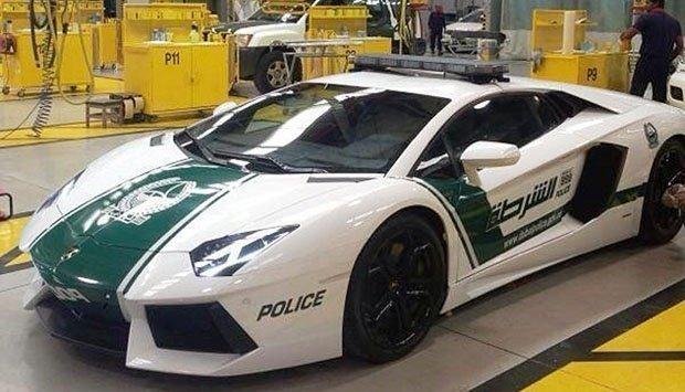 Dubai Police will use Ferrari and Chevy Camaro for Patrol, After Lamborghini Aventador  | NSTAutomotive