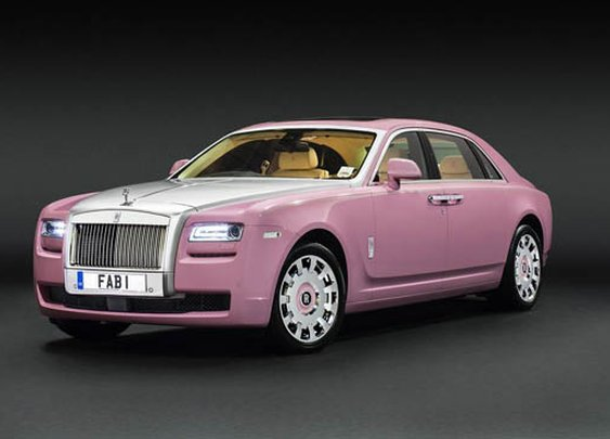 Rolls-Royce Ghost FAB1 Edition