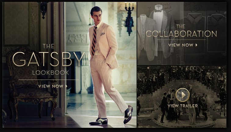 The Great Gatsby Collection | Brooks Brothers