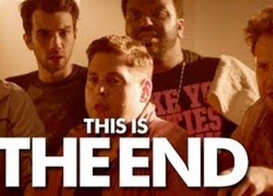 This is the End -- Red Band Trailer - YouTube