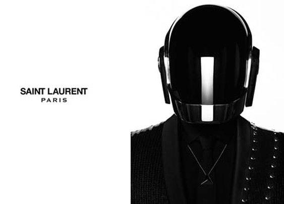 Daft Punk For Saint Laurent Paris Music Project