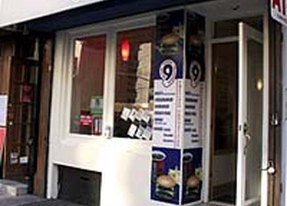 Blue 9 Burger - East Village - New York Magazine Restaurant Guide