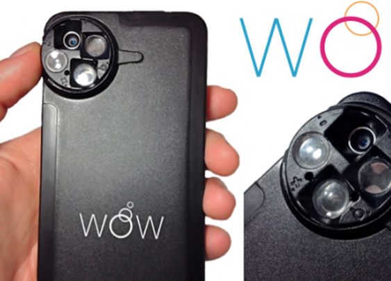 WoW Lens for iPhone puts more lenses within easy reach