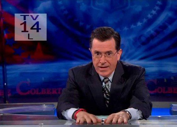 Stephen Colbert Responds to Boston Marathon Bombing