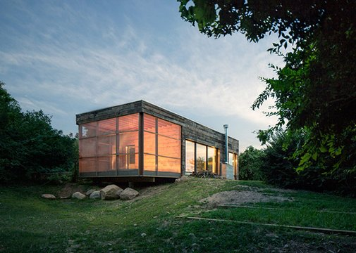 Orient House IV by Ryall Porter Sheridan
