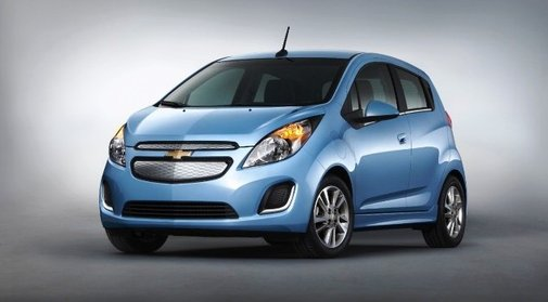 GM's Chevy Spark Electric Car Release in June 2013 | NSTAutomotive