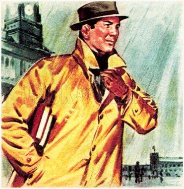 April Showers – Mackintosh invents the Mackintosh