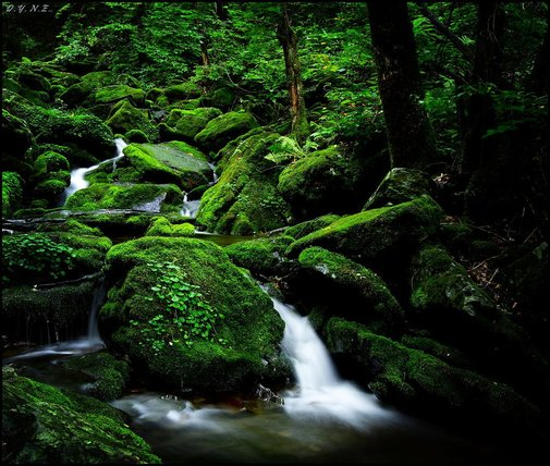 Incredible waterfall photo