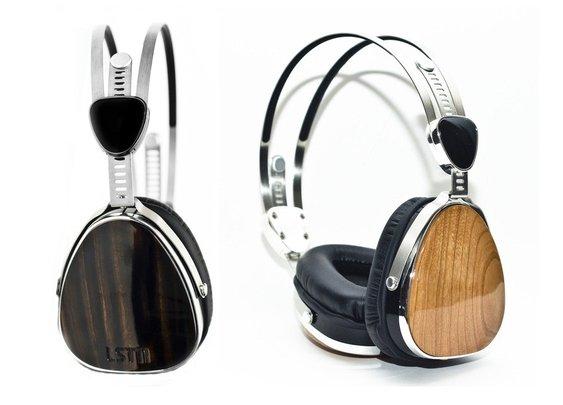 Wood Troubadours Headphones by LSTN - BonjourLife