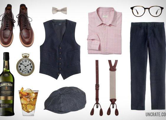 Garb: Speakeasy Style | Uncrate