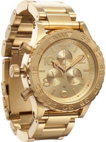 Nixon 4220 Chrono Watch