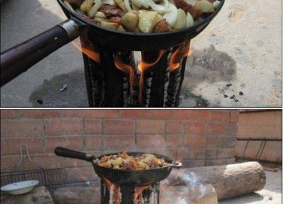 Make bacon anywhere!