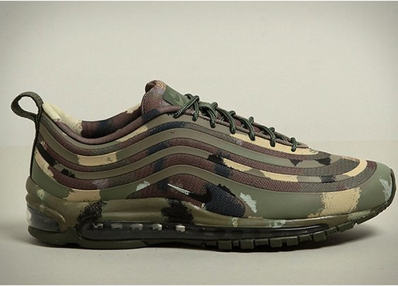 NIKE AIR MAX 97 SP ITALIAN CAMOUFLAGE