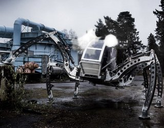 Mantis - The Hexapod You Can Actually Ride - HisPotion