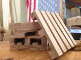 Mini Pallet Coasters (set of 5) - Lamon Luther