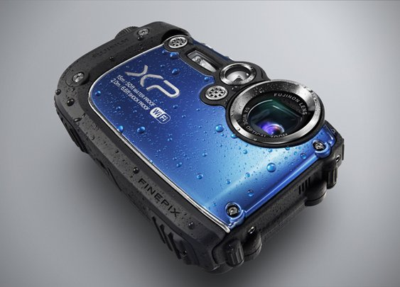 Fujifilm FinePix XP200 16MP Camera