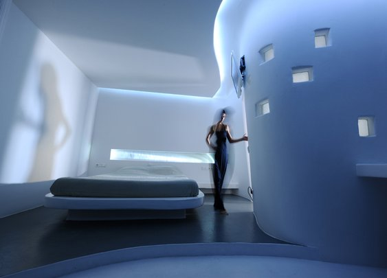 Cocoon Suites Design by KLab Architecture