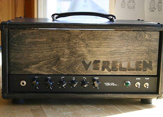 Verellen Amplifiers | Uncrate