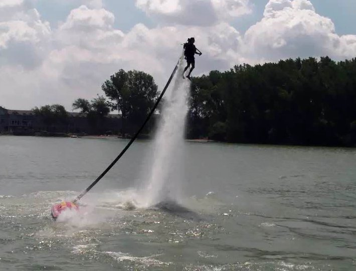 Jet Pack Water Adventures - This is real and amazing!