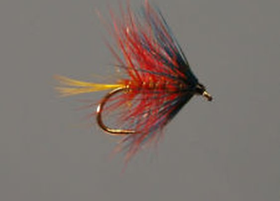 12 Pack Trout Fly Raymond Bumble Size 12 | eBay
