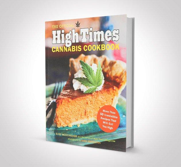 High Times Cannabis Cookbook - Headlines & Heroes