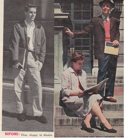 Style Tips for College Men | The Art of Manliness
