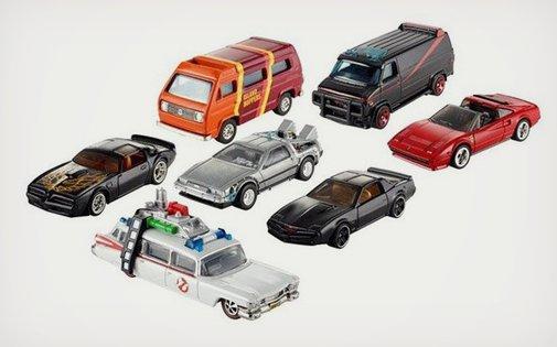 Hot Wheels Pop Culture Cars