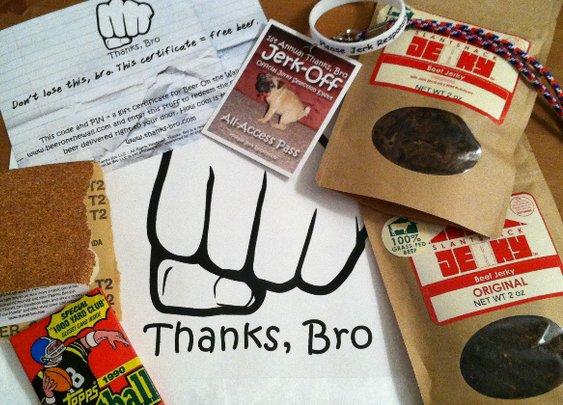 Thanks, Bro 2.0 | Man of Many