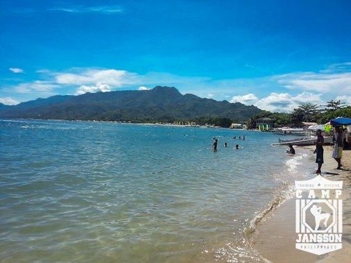 Beautiful white sand beaches and Resorts in Batangas Philippines