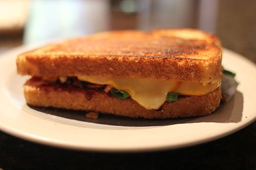 AoM Month of Sandwiches Day #15: Grilled Cheese With a Raspberry Twist | The Art of Manliness