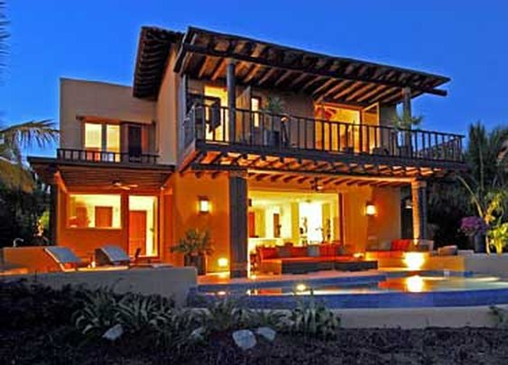 Punta Mita Resort House Designed by El Encanto Real Estate