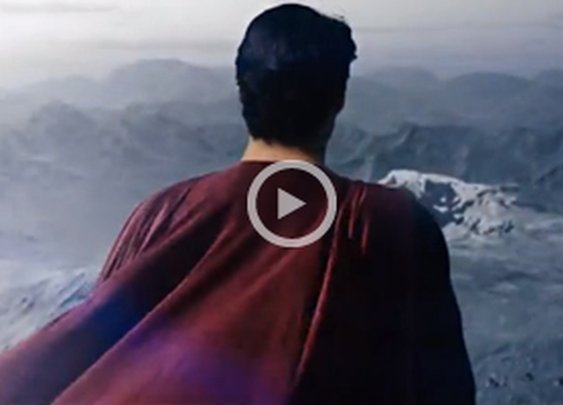 Man of Steel Superman Trailer 3 | Cool Material