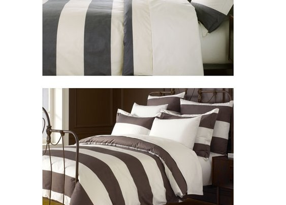 Awning Stripe Bedding Collection Designed by Dwell