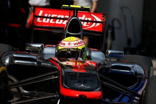 Perez puzzled by McLaren criticism   The Formula 1 Blog