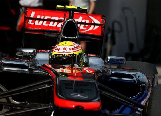 Perez puzzled by McLaren criticism | The Formula 1 Blog