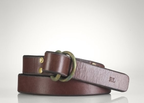 Polo Ralph Lauren Leather O-Ring Belt, Picked up this NWT on eBay for $35